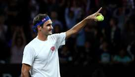 Federer happy for China to host Laver Cup in future