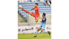Al Arabi, Gharafa post QSL victories