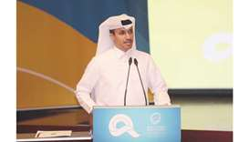 QOC secretary-general praises sponsors of Beach Games