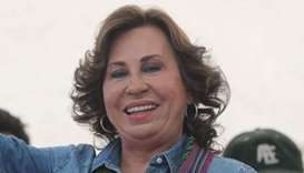 Guatemala police arrest former presidential candidate Torres at her home