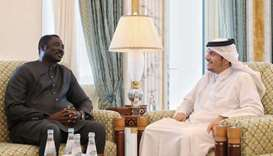 FM meets Gambian counterpart