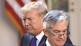 Donald Trump would prefer that Jerome Powell were faster than his counterparts in the race to the in