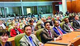 Qatar takes part in ICAO Global Aviation Forum