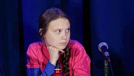 Greta Thunberg changes her Twitter bio to Trump quote