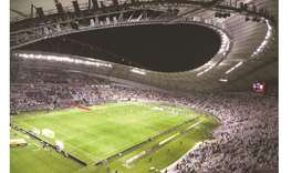 WORLD CUP VENUE: