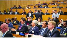 FM participates in high-level meeting on Somalia