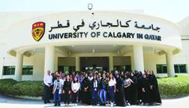 UCQ is supplying 16 Canadian instructors and 64 nursing students to work as medical volunteers