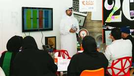 'Bedaya Friends' programme holds series of workshops to develop local startups