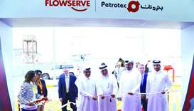 Petrotec, Flowserve set up dry gas seal facility