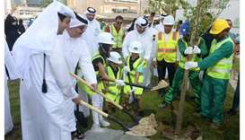Green, beautification projects to promote healthy lifestyle