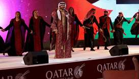 Qatar Airways hosts gala dinner in Amman