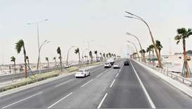 Ashghal completes more than 90% of Khalifa Avenue project