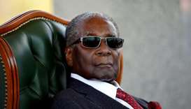 "Robert Mugabe, liberation ""colossus"" who crushed foes as Zimbabwe unravelled, dead at 95"