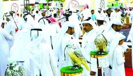 'Qatar is buyer's market for falcons', says Qatari entrepreneur