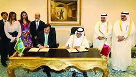 Shura Council signs MoU with Brazil's Chamber of Deputies