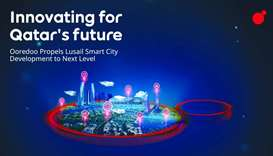 Ooredoo propels Lusail Smart City Development to next level