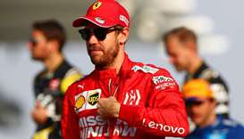Vettel to race for Aston Martin F1 team from 2021.