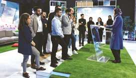 The final eight contestants will be chosen to enter the innovation workshop of QF's Stars of Science