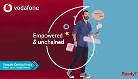 Vodafone introduces new Prepaid Combo Packs