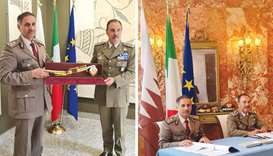 Qatar, Italy sign education sector pact