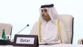 FM: Doha talks seek a solution that achieves peace for Afghan people