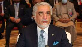 The Chairman of the High Council for National Reconciliation of Afghanistan (HCNR), Dr Abdullah Abdu