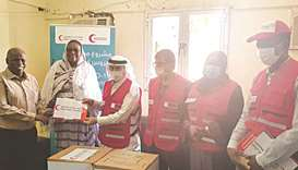 Delivery of medical aid
