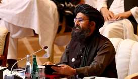 Taliban leader thanks Amir for hosting talks