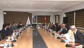 Attorney-General meets President of Tunisia's Supreme Judicial Council