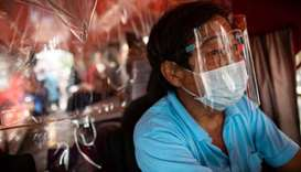 The Philippines today recorded 4,699 newly-confirmed cases, taking its total infections to 265,888.