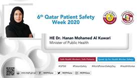 Ministry marks 'Patient Safety Week'