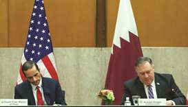 Year of Culture MoU reflects range of Qatar-US ties