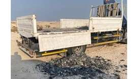 Action against illegal waste dumping