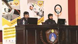 MoI seminar shares traffic safety tips, explains proceedings
