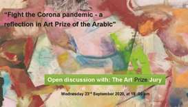 Art contest aims to boost Qatar, Germany artists' unity