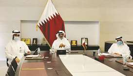 President of the Qatar Football Association