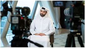 Hassan Al Thawadi addresses UN meeting on the security of major sporting events