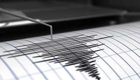 The quake struck 41 kilometres northwest of the municipality of Don Marcelino.