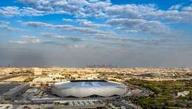 Education City Stadium to host its first official match on Thursday