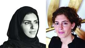 Fatma Hassan Alremaihi and Annemarie Jacir