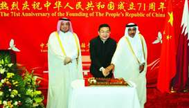 Qatar-China ties in Covid-19 fight highlighted