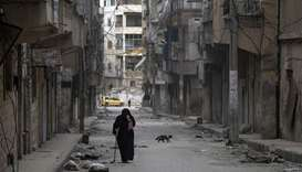 Qatar voices strong condemnation of human rights violations committed in Syria