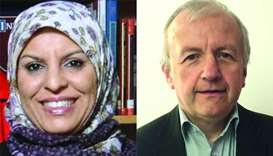 Dr Naila Rabbani, Dr Paul Thornalley