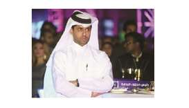 Nasser al-Khelaifi, President of PSG and beIN Media Group.