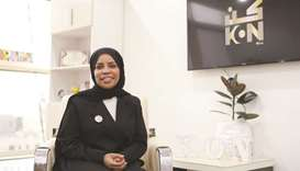 KON Group founder and chairperson Hissa K al-Suwaidi.