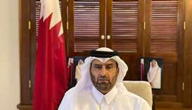 Chairman of Qatar General Organization for Standardization and Metrology (QGOSM) Eng. Mohammed bin S