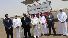 """""""Peace for Sudan"""" Campaign Airlift"""