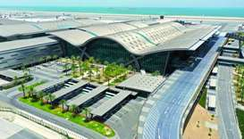 HIA continues to expand its terminal even through these tough times