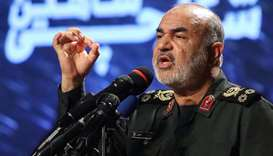 Major General Hossein Salami (File photo/ AFP).