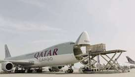 Qatar Airways Cargo handles 1.49mn tonnes in 2019-20